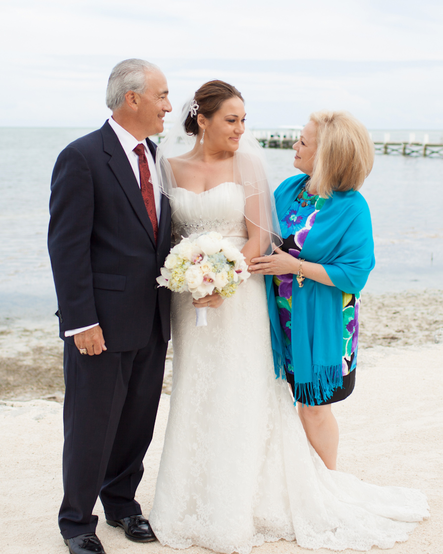 Holley And Brent Cheeca Lodge Islamorada Weddings Care